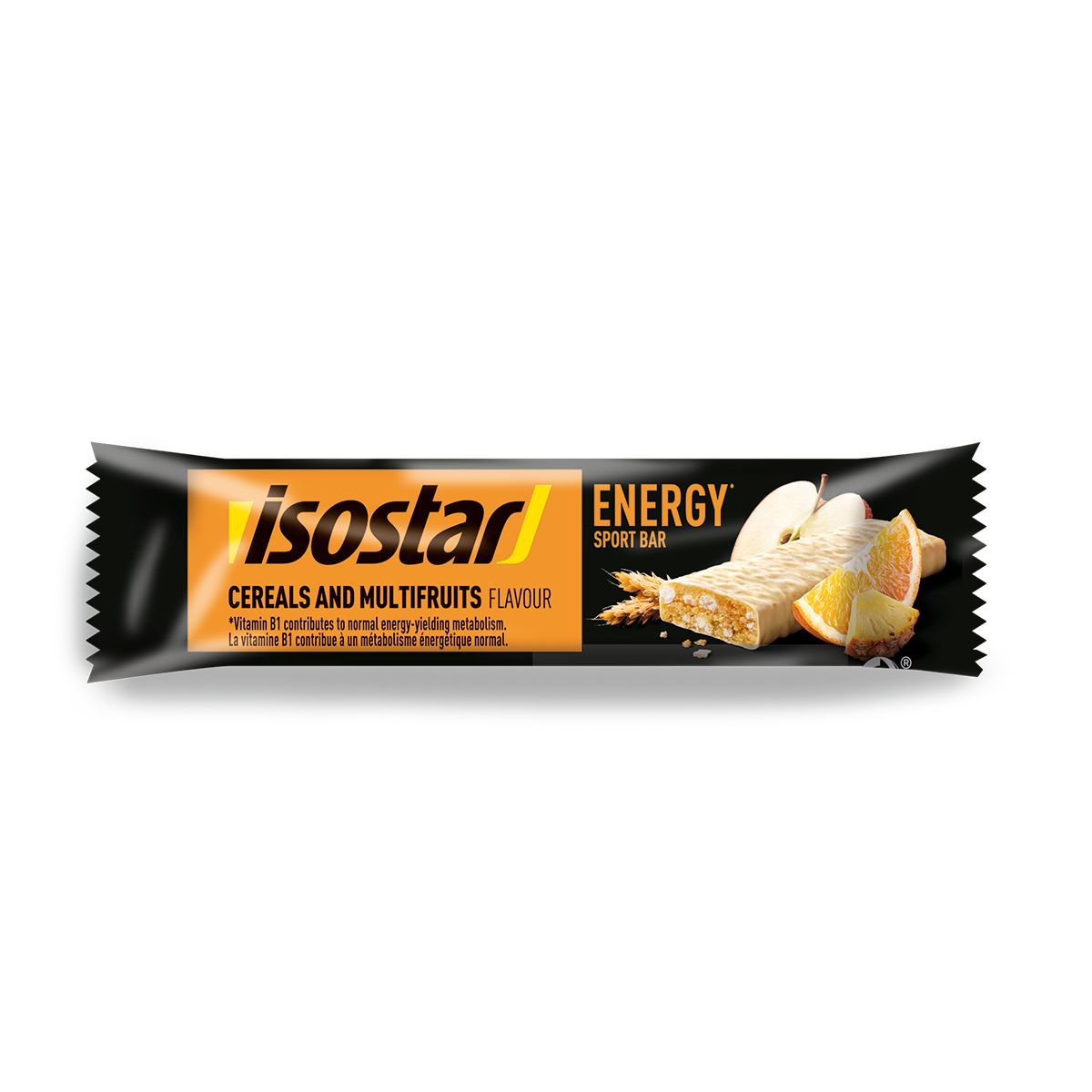 Isostar High Energy bar | Handlebars