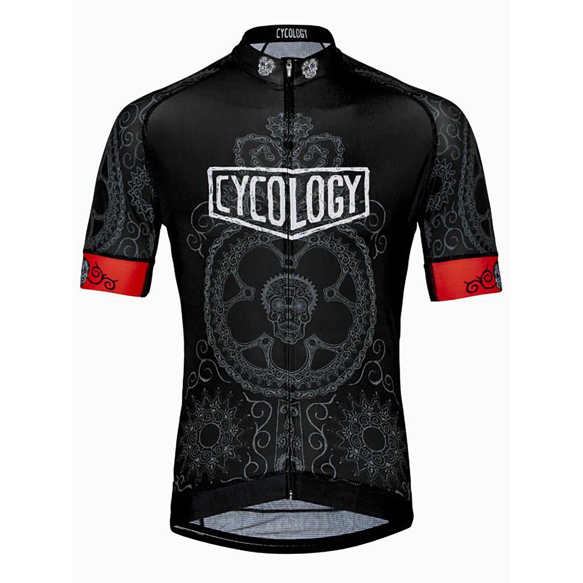 CYCOLOGY DAY OF THE LIVING MEN'S JERSEY | Trøjer