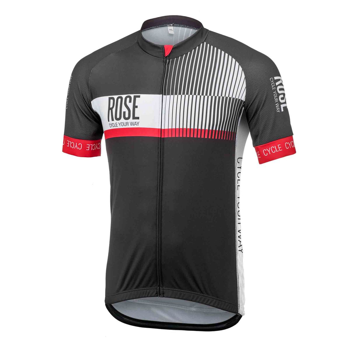 TOP CYW short-sleeved jersey