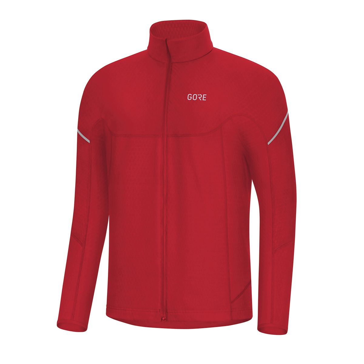 M THERMO LONG SLEEVE ZIP SHIRT