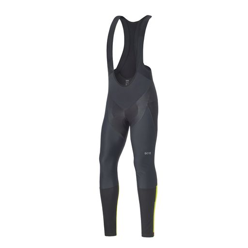 C7 GORE WINDSTOPPER PRO BIB TIGHTS+ thermal bib tights for men