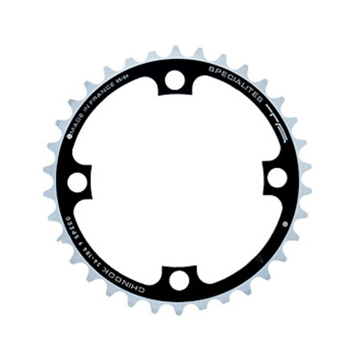 Chinook 9-speed 34-tooth chainring