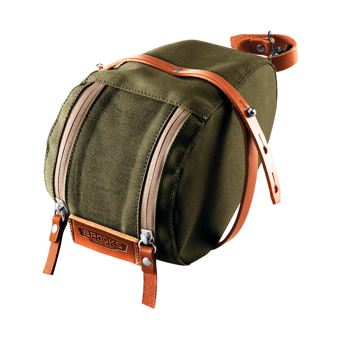 Brooks ISLE OF WIGHT Saddle Bag MEDIUM | Saddle bags