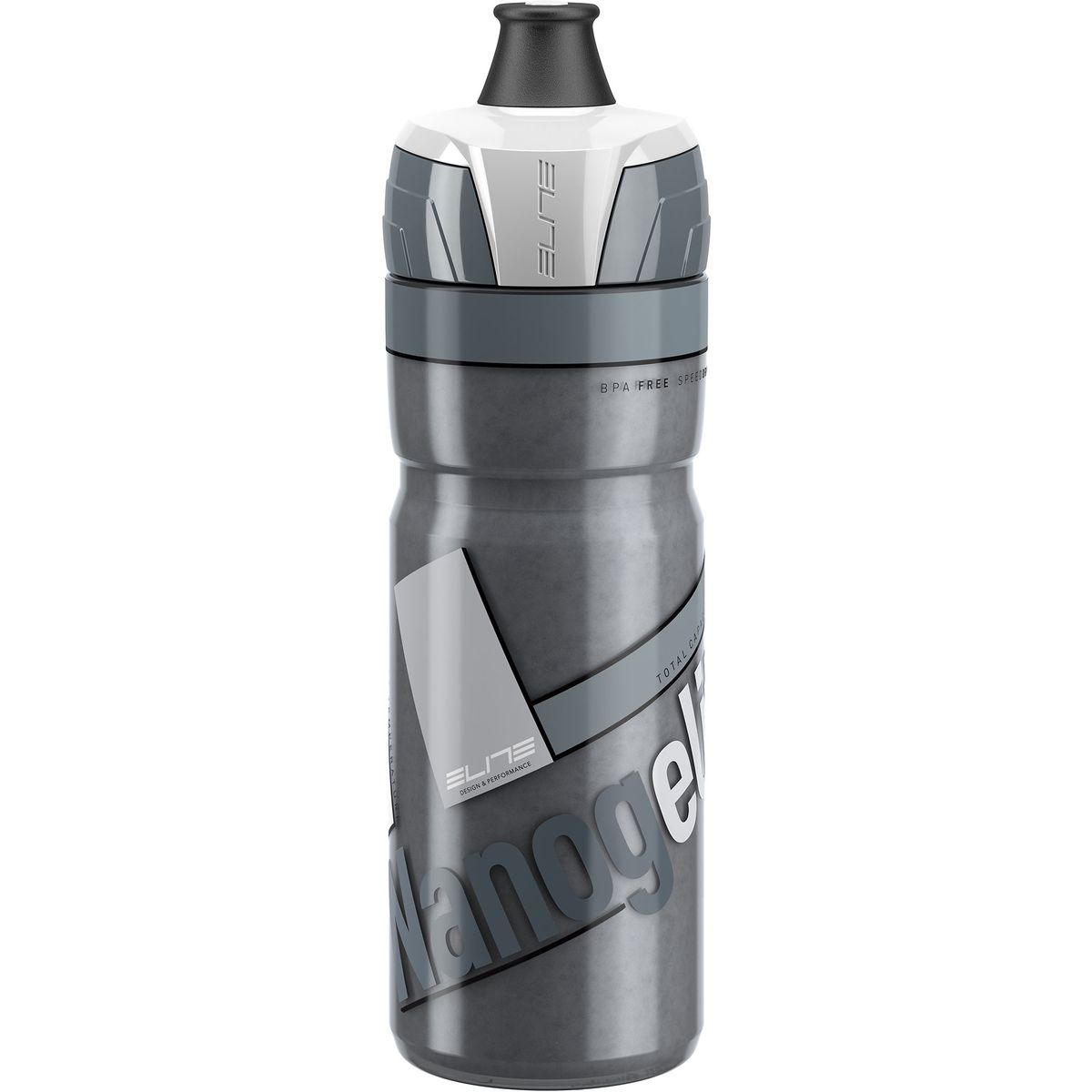 Nanogelite insulated drinks bottle 500ml