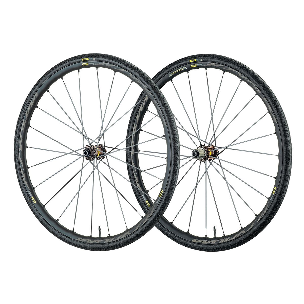 "Ksyrium Elite Allroad Disc Centerlock WTS 28""/700 C road wheels"