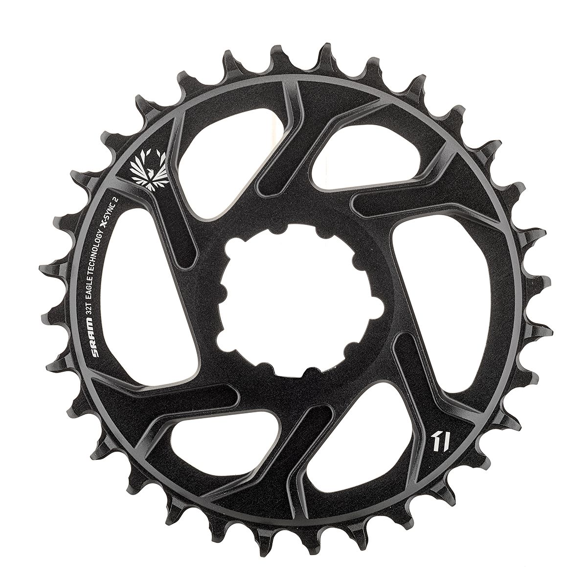 Eagle X-SYNC 2 Direct Mount Boost Chainring Aluminium, 12 speed, 3mm Offset