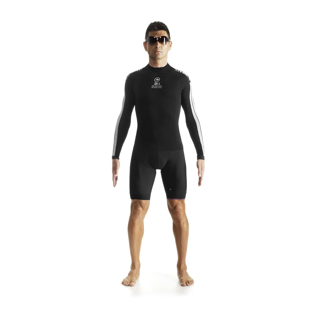 assos LS.skinFoil spring/fall_S7 long-sleeved base layer