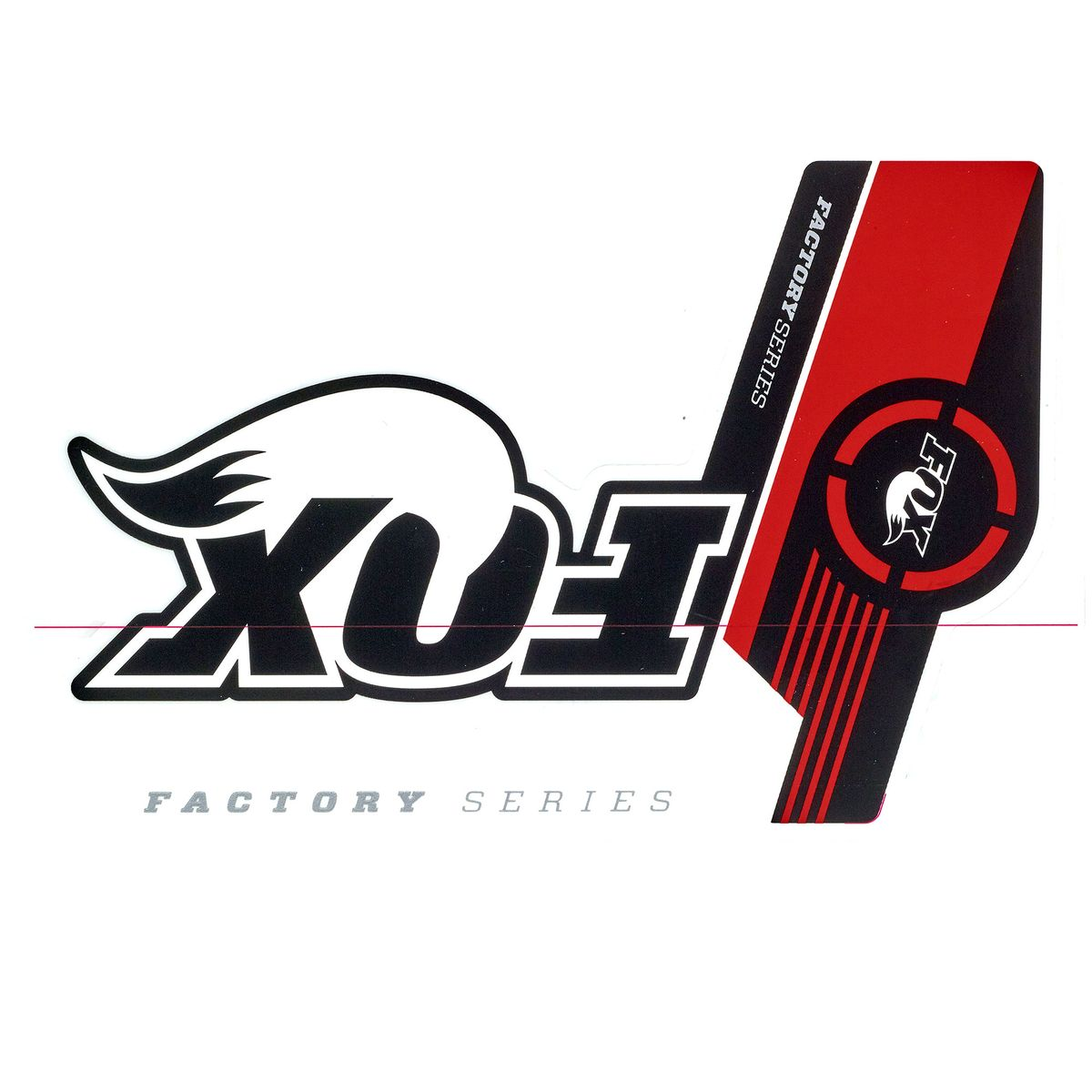 Fox FOX Factory Series Stickers / Decals for 36mm Forks | Gafler