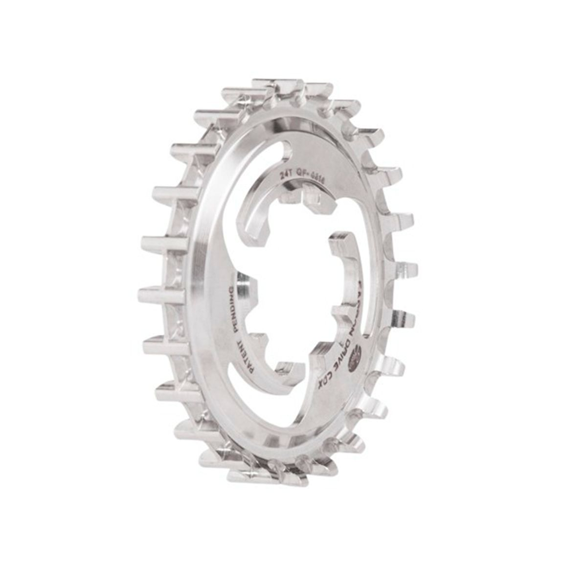 Gates Carbon Drive Rear Sprocket CDX CenterTrack NuVinci | chainrings_component