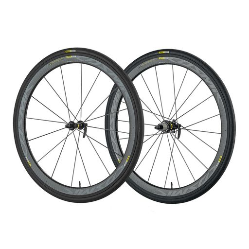 "Cosmic Pro Carbon Exalith WTS 28""/700 C road wheels"
