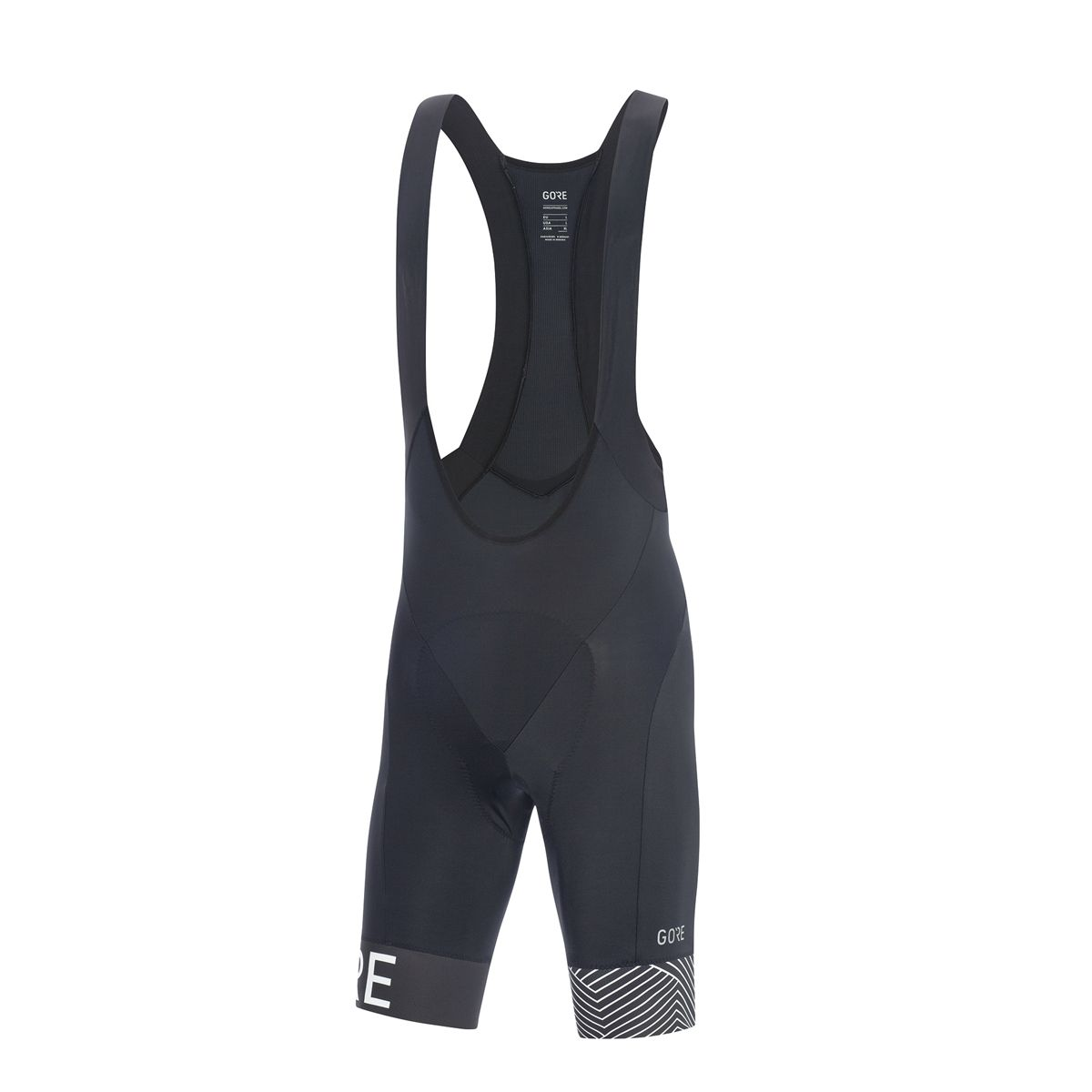 C5 OPTILINE BIB SHORTS+