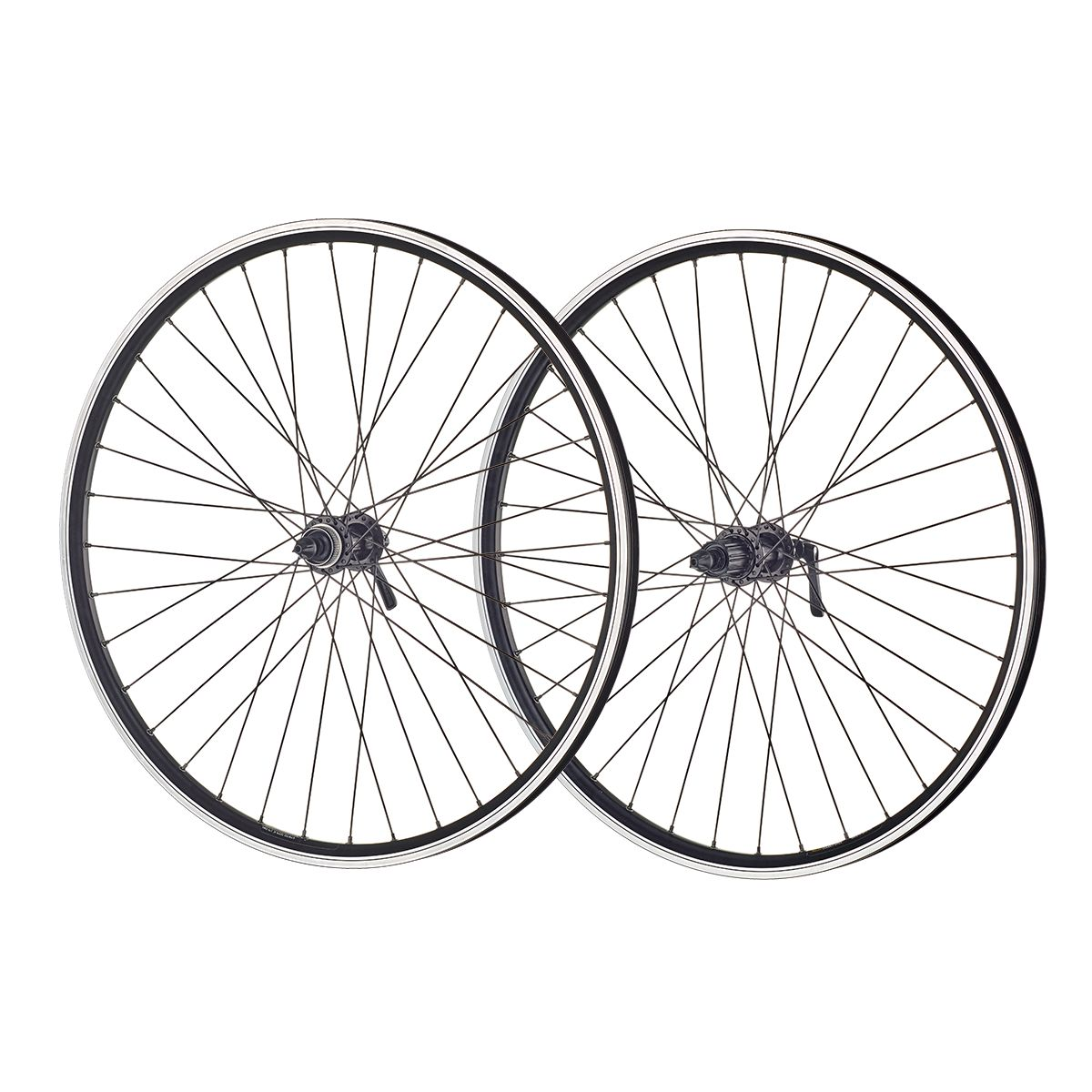 "ROSE MTB wheelset 26"" Xtreme M-ZX 19 / Shimano Deore M6000 Disc 