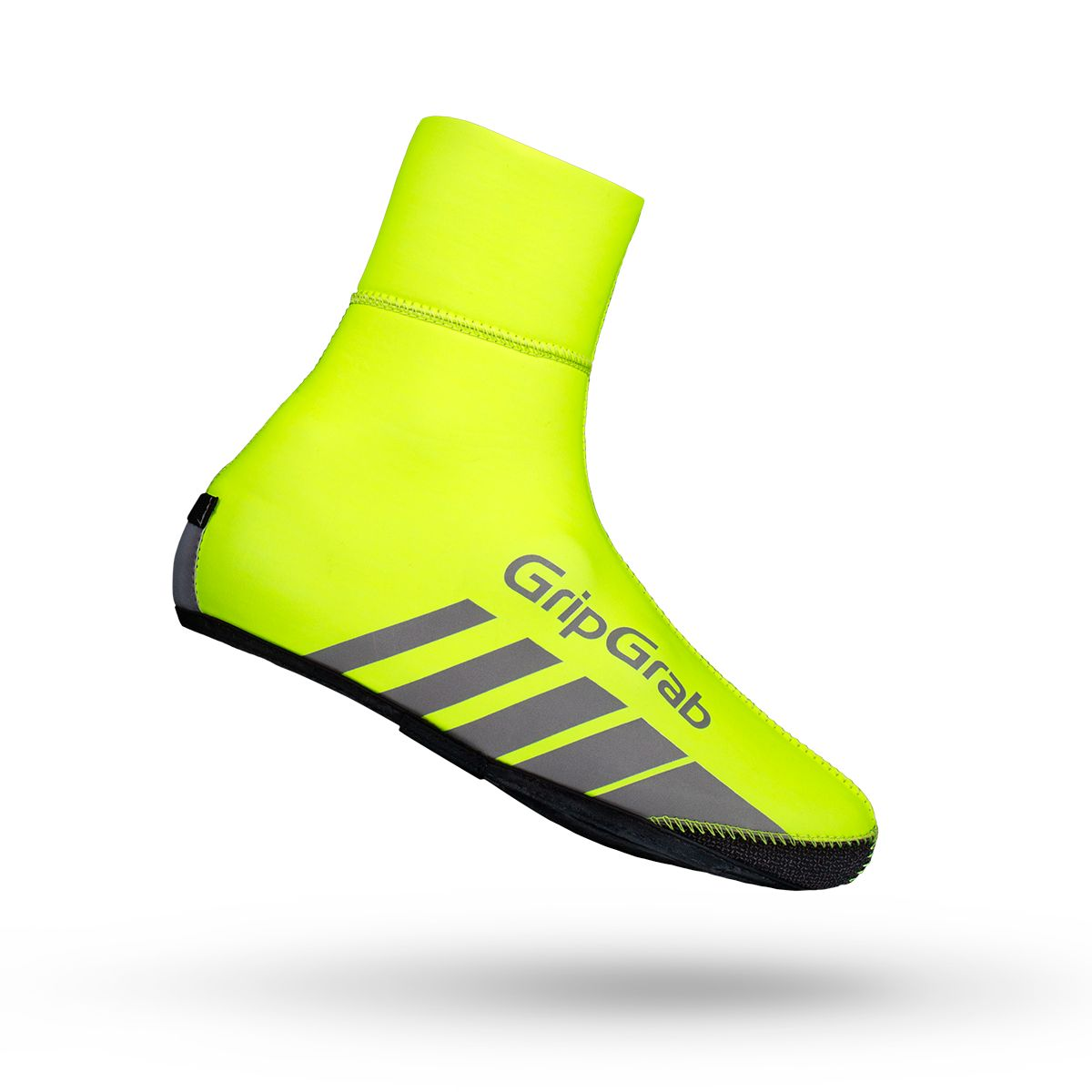GripGrab RACE THERMO HI-VIS cycling overshoes | Skoovertræk