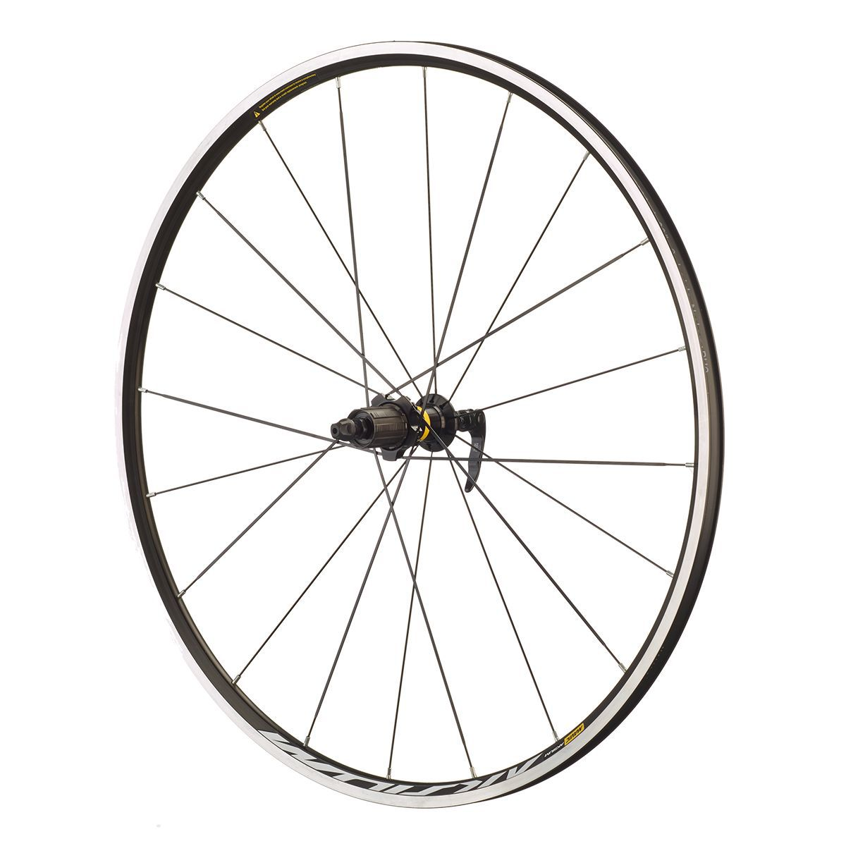 "Aksium 28""/700 C road rear wheel"