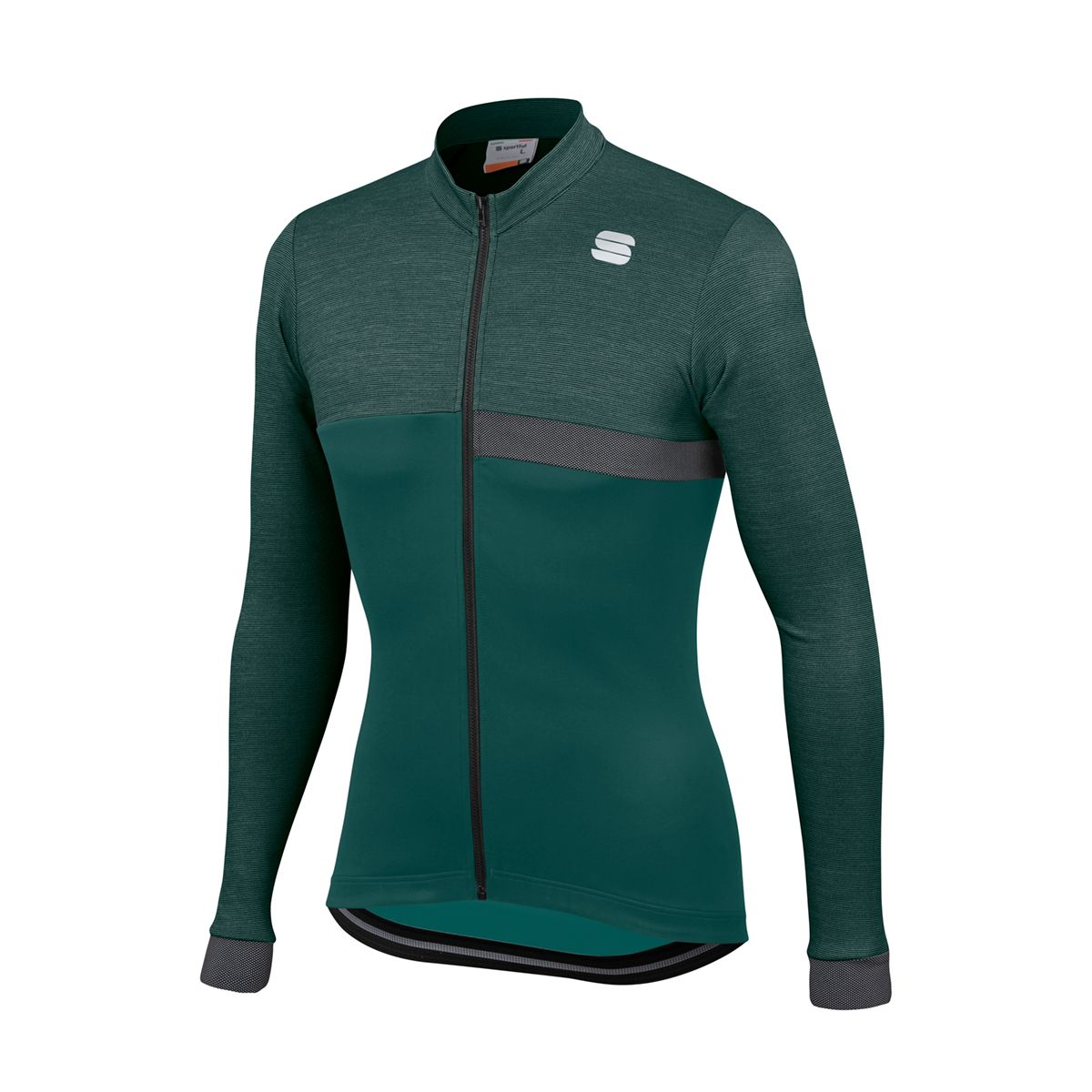 GIARA THERMAL JERSEY men's long sleeve cycling jersey
