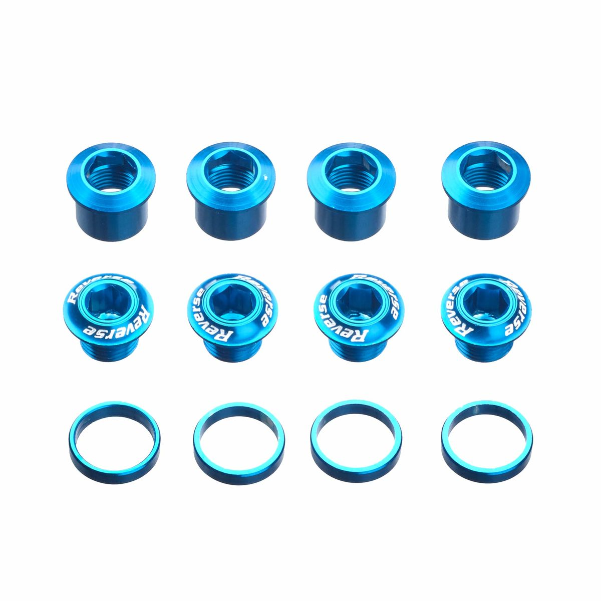 Chainring Bolts 4 Pack