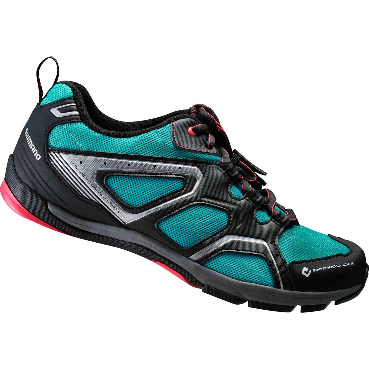 SH-CW40 Click'R women's MTB/trekking shoes