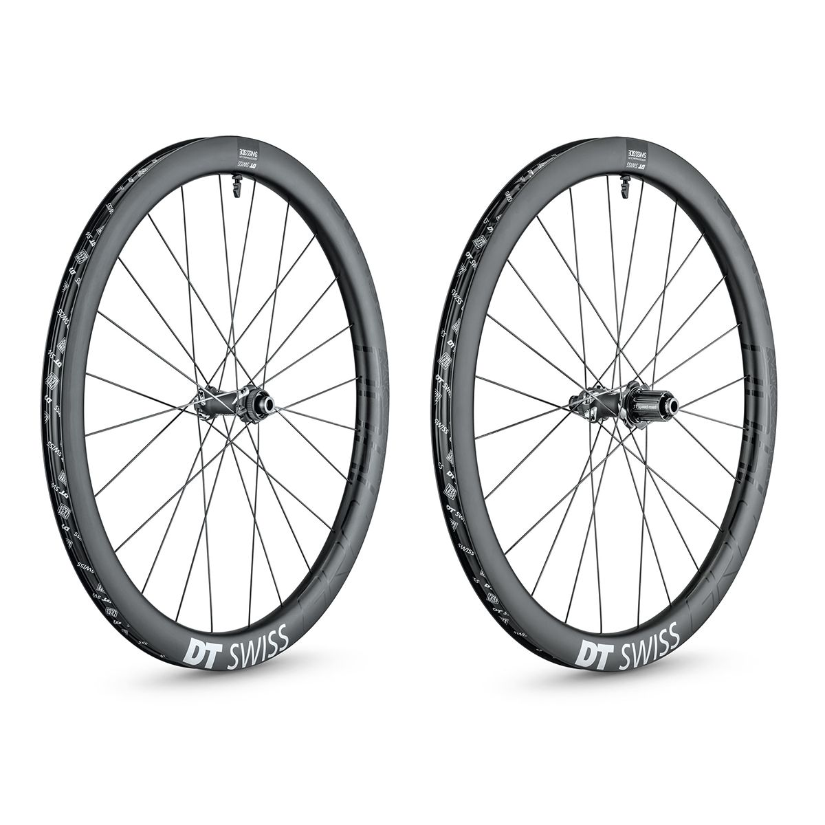 "DT Swiss GRC 1400 SPLINE® 42 DB Road/Cross/Gravel Wheels 28""/700C 