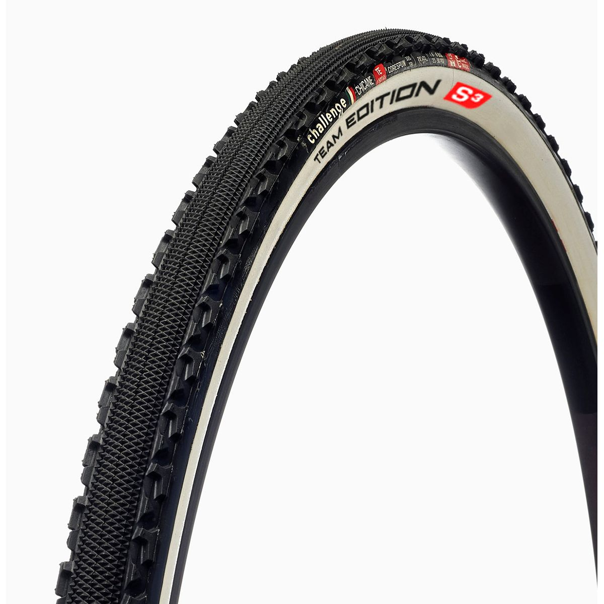 Chicane Team Edition S Tubular Cross Tyre