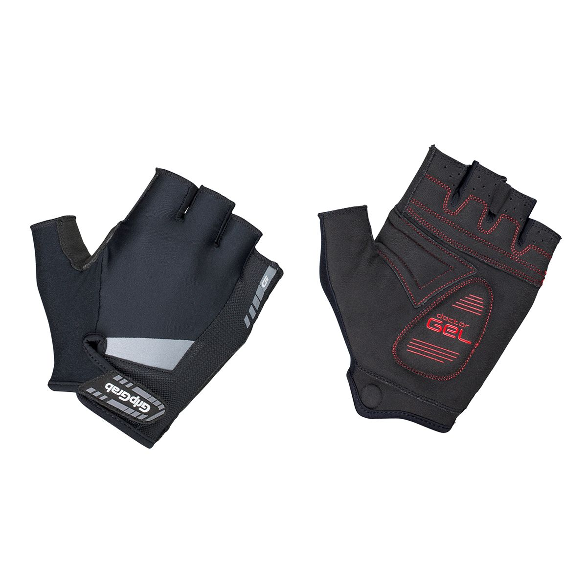 SUPER GEL Padded Short Finger Gloves