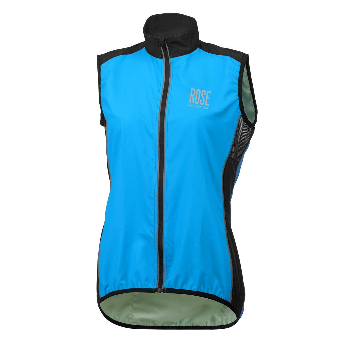 FIBRE women's wind vest
