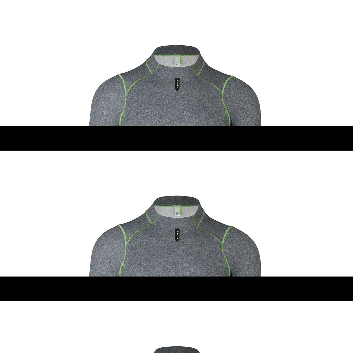 Long sleeve base layer Teddy Berry