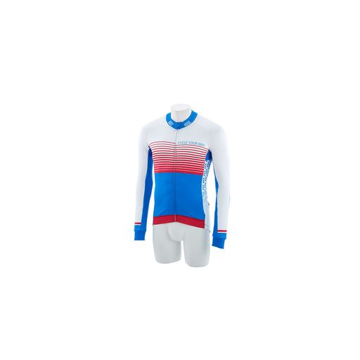 HIGH END Thermo Langarm Trikot - MountainBike