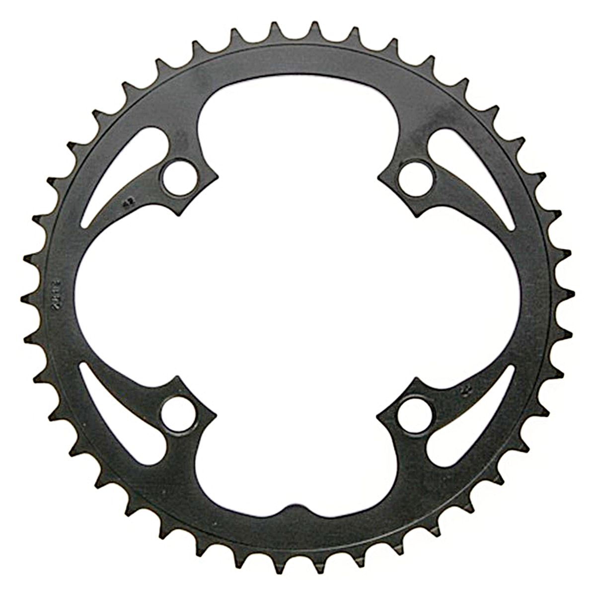 Singlespeed 42-tooth chainring