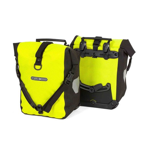 HIGH VISIBILITY Sport-Roller set of two pannier bags