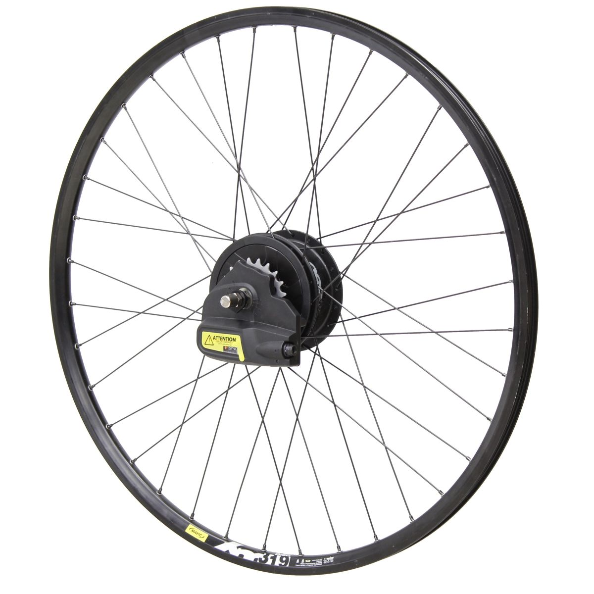 ROSE Hinterrad Mavic XM 319 Disc / Nuvinci N380 (B-Ware) | City