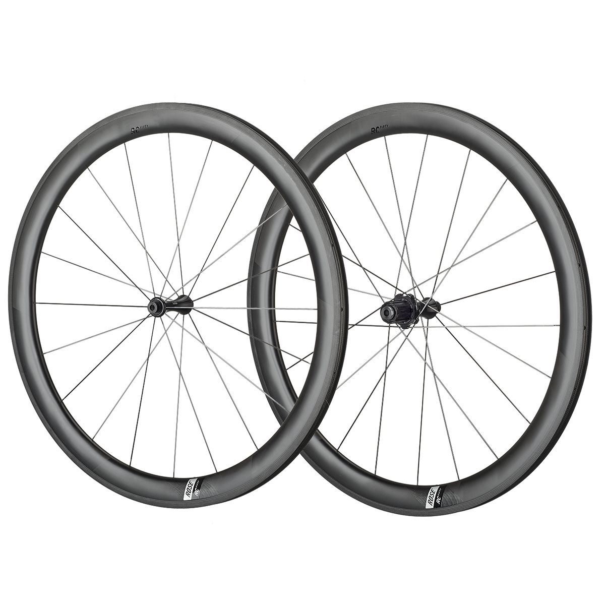 ROSE RC-Fifty Carbon Road Wheels | Hjulsæt