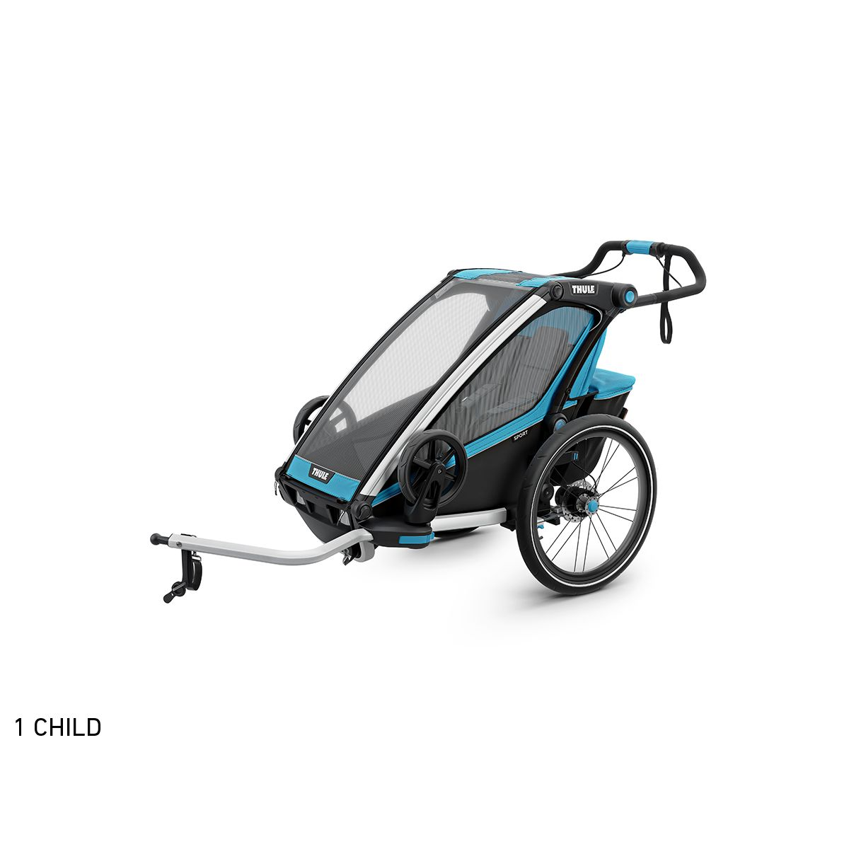 Chariot Sport Multisport child bike trailer