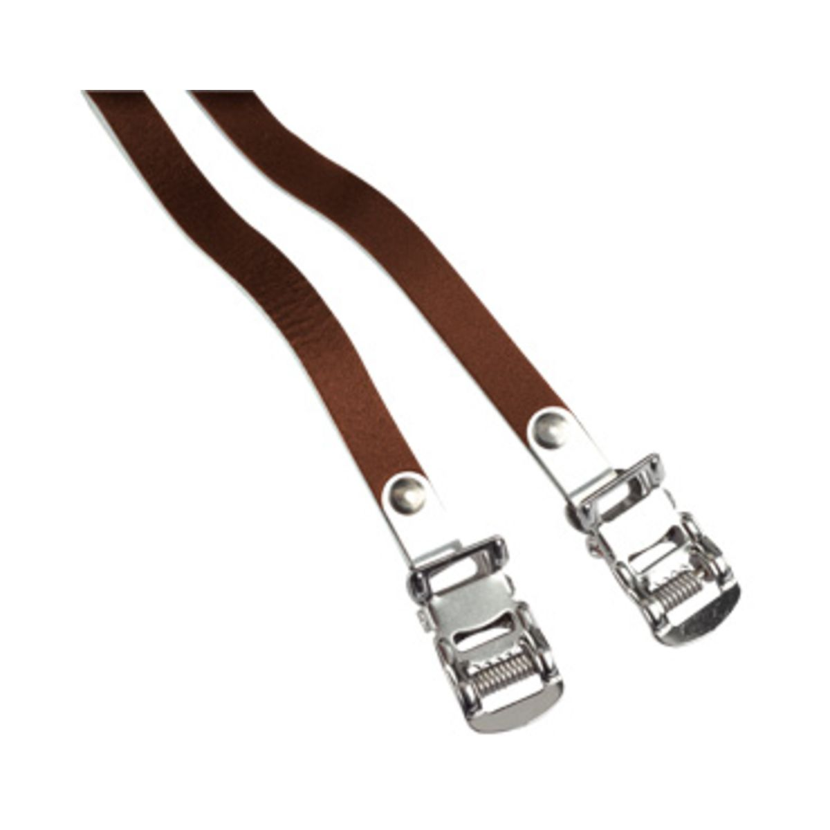 ROSE leather straps for toe clips | Toe clips
