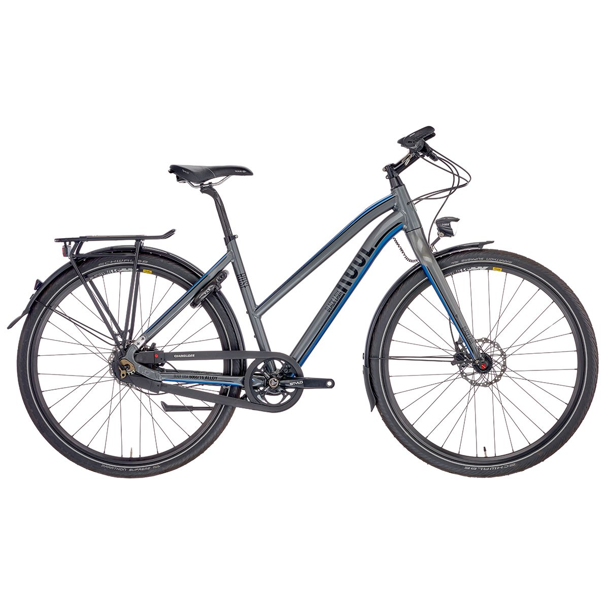 ROSE BLACK LAVA 5 TREKKING showroom bike | City