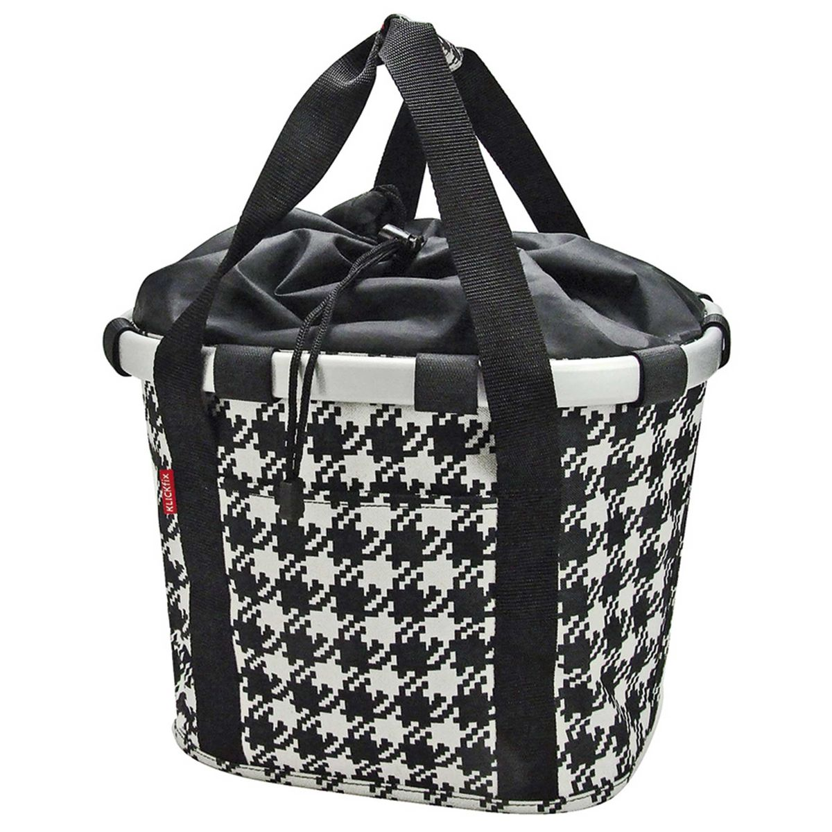 BIKEBASKET handlebar bag with KLICKfix mount
