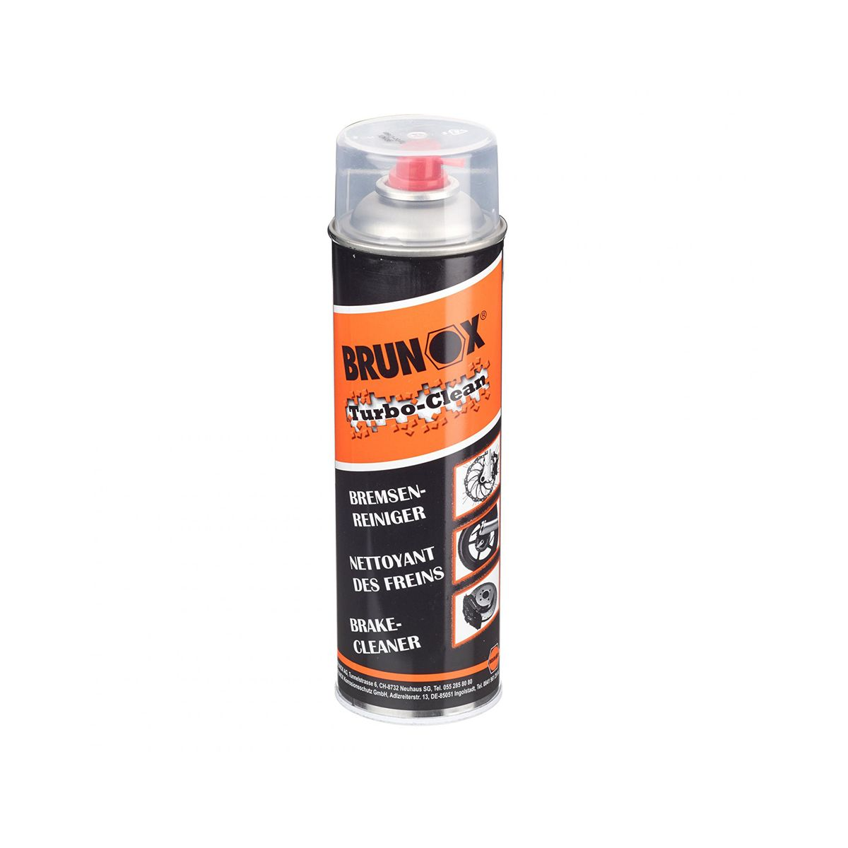 Brunox Turbo-Clean brake cleaner | Brake Cleaner