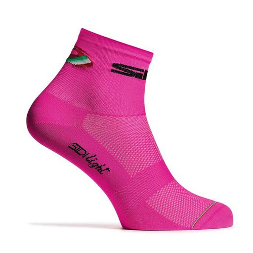 Color cycling socks