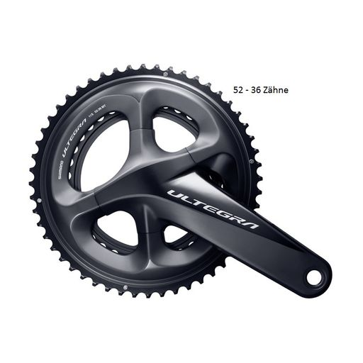 Ultegra Hollowtech II FC-R8000 11-speed crankset