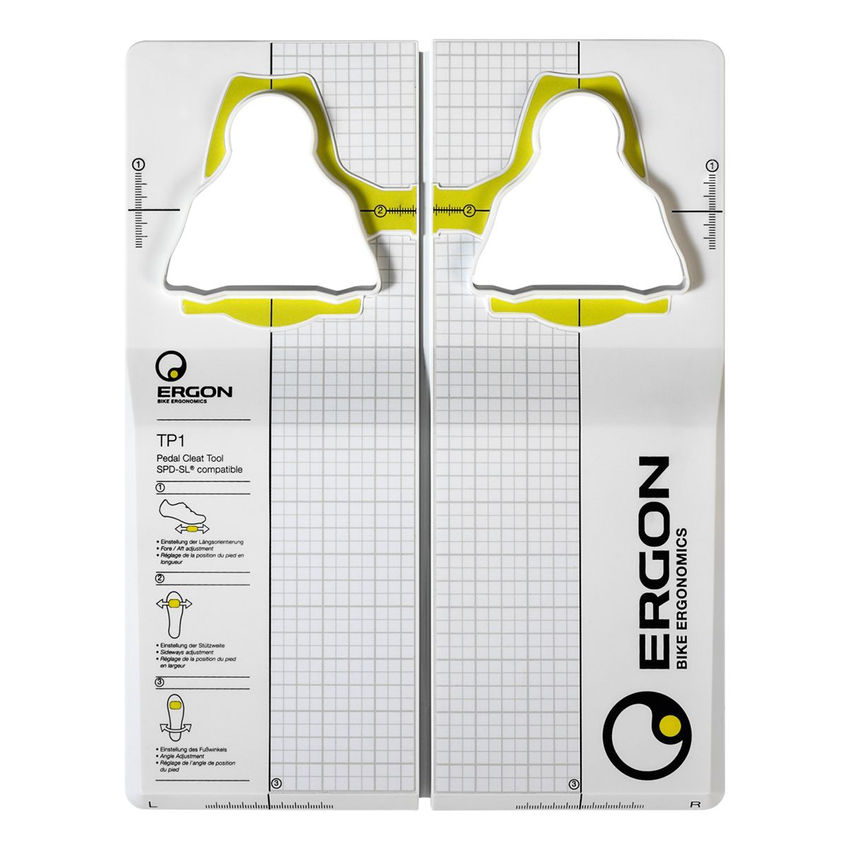 Ergon TP-1 Pedal Cleat Tool SPD-SL