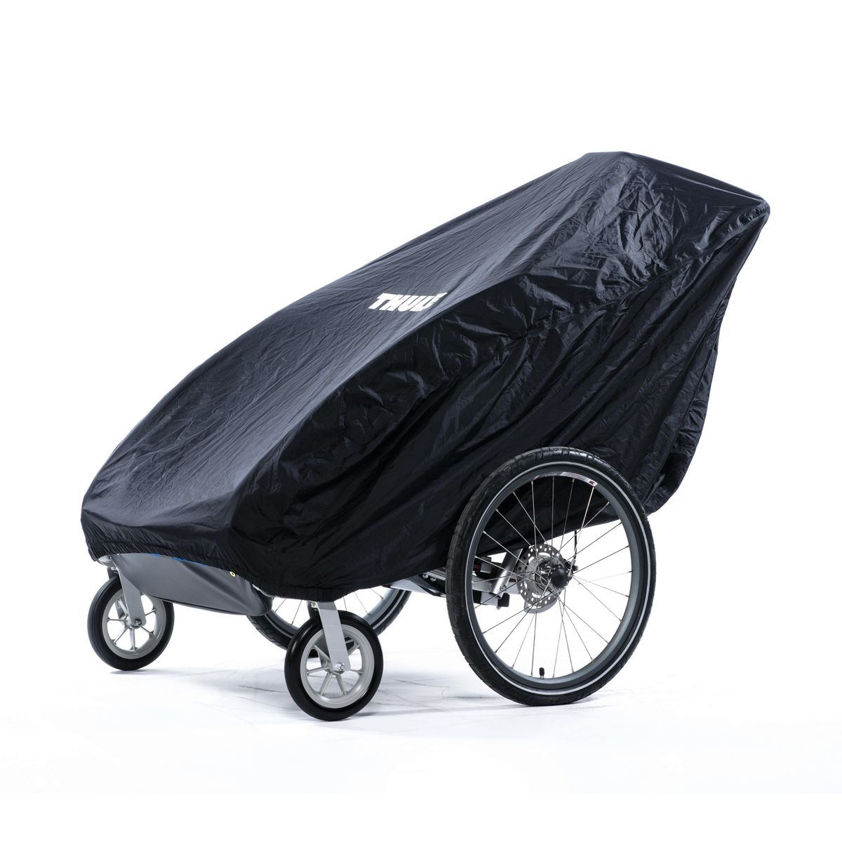Chariot Protective cover for child bike trailer