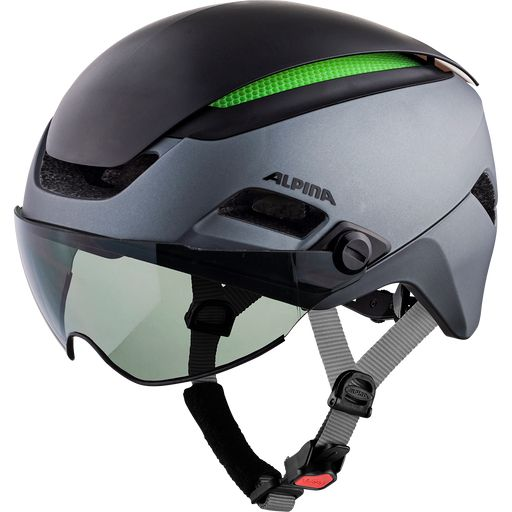 ALTONA VM Bike Helmet with Self-Tinting Visor