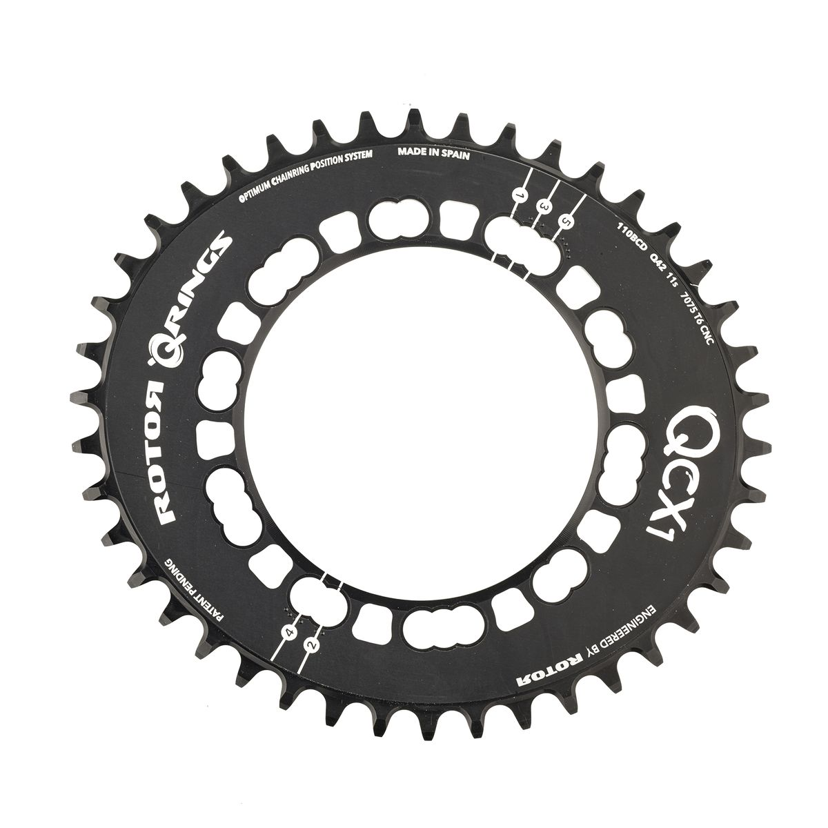 Q Rings Cyclocross CX1 Chainring