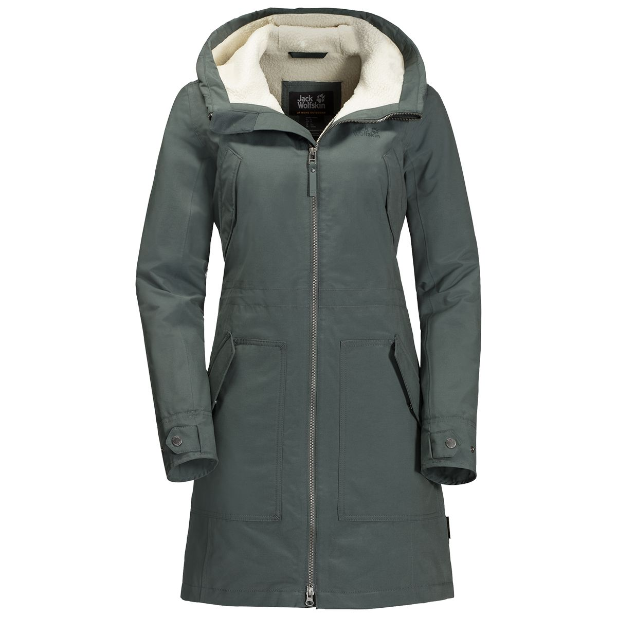 ROCKY POINT PARKA for women