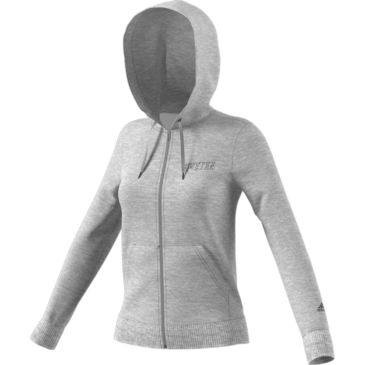 510 FZ HOODIE hooded sweater for women