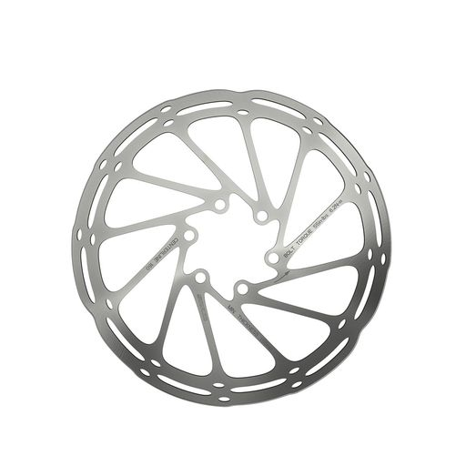 Centerline Rounded 6-hole brake disc