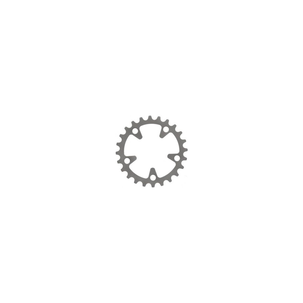 Zephyr 8-/9-/10-speed 24-tooth chainring