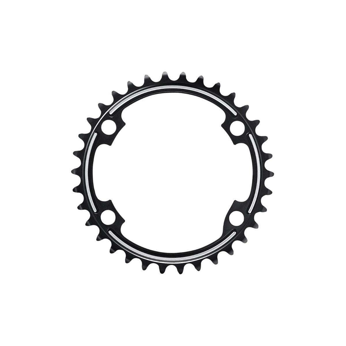 Shimano Dura-Ace R9100 53t 110mm 11-Speed Chainring for 39//53t