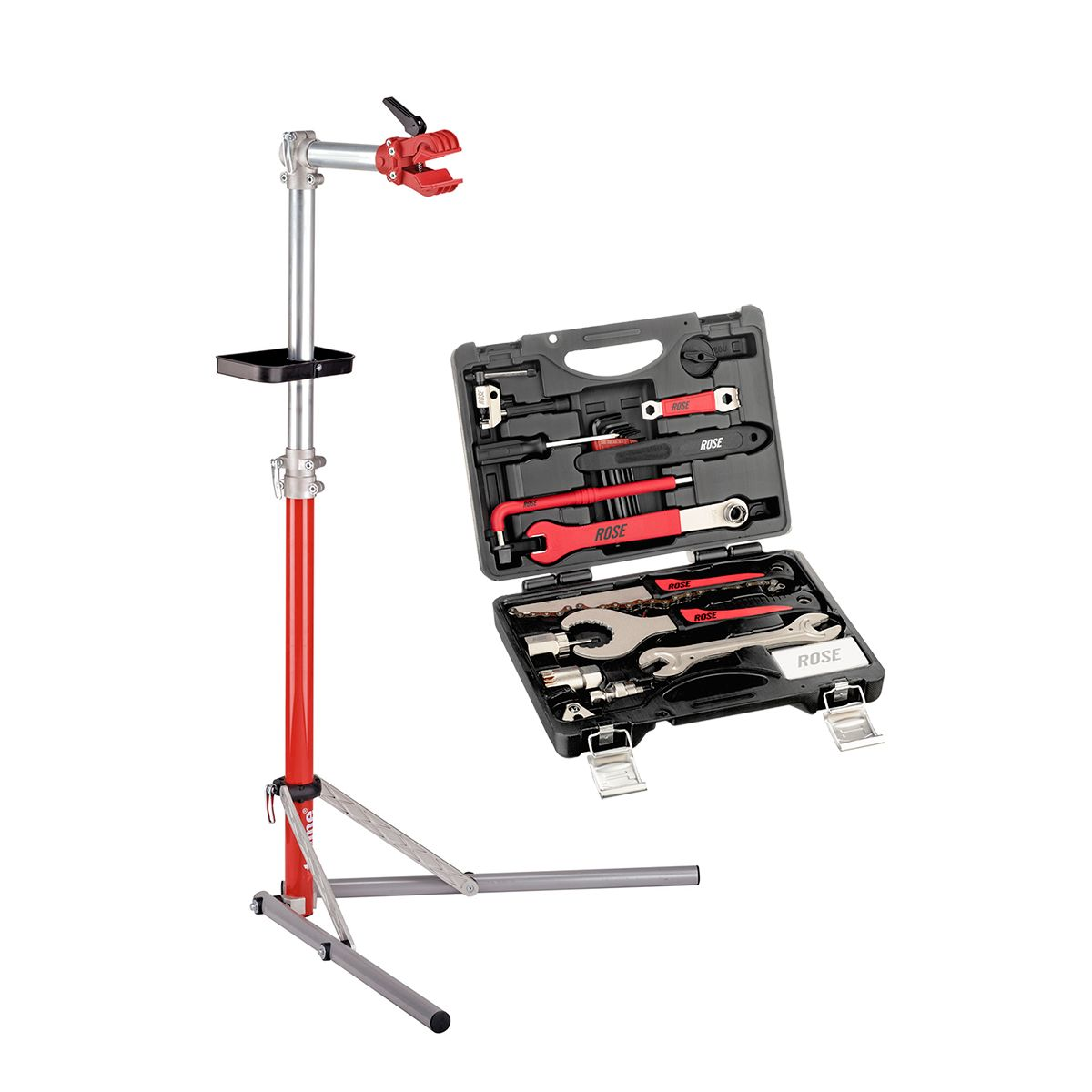 S 3000 workstand set incl. All2gether tool box