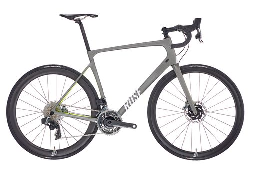 X-LITE FOUR DISC Red eTap Showroom Bike Size: 59cm
