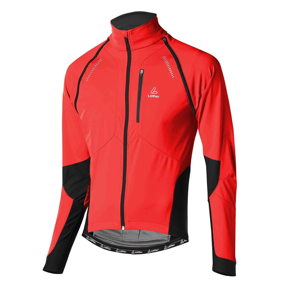M BIKE ZIP-OFF JACKET SAN REMO WS LIGHT softshell jacket